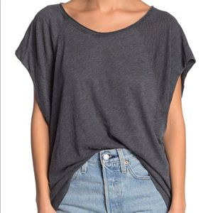 FREE PEOPLE HALO SHORT SLEEVE T-SHIRT